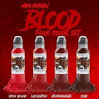 WF Maks Kornev's Blood Color Set