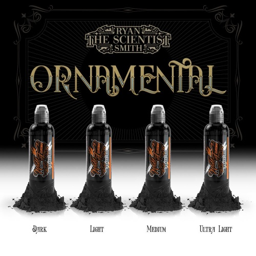 RYAN SMITH - ORNAMENTAL SET