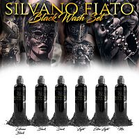 WF Silvano Fiato Black Wash Set