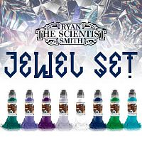 Краска для тату Ryan Smith - Jewel Set